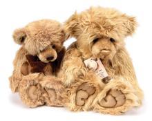 PAIR inc Charlie Bears teddy bears