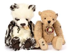 PAIR inc Charlie Bears teddy bears: (1) Harley