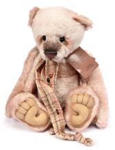 Charlie Bears Solitaire panda bear, SJ 5032
