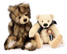 PAIR inc Charlie Bears teddy bears: (1) Noah