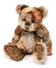 Charlie Bears Isabelle Collection Ragtag teddy