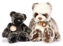 PAIR inc Charlie Bears teddy bears: (1) Jed
