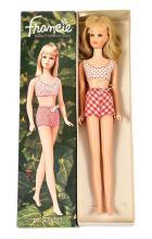 Mattel Barbie Francie, Barbie's 'MOD'ern cousin