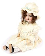 Armand Marseille bisque doll, German, c1926