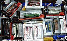 GRP inc EFE and Corgi assorted Bus models - EFE