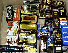 GRP inc Corgi 50s Classic Cars and other models