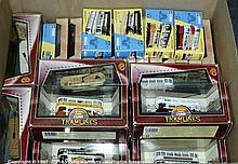 GRP inc Corgi Tram Lines and other diecast Tram