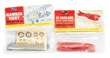 PAIR inc Airfix - 1/72nd Scale Aircraft Series