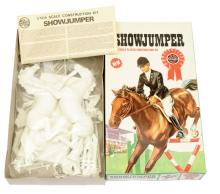 Airfix - 1/12th Scale Mounted Showjumper -1974