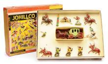 John Hill & Co - Western Stagecoach Set