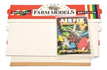 Airfix - Catalogues, 2 x 1993 Modellers Manual