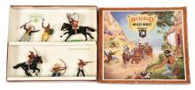 Herald - Wild West Range - Set 7501 - Mounted
