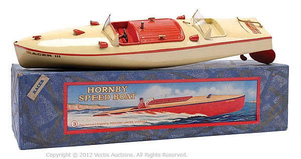 Hornby Speedboat No.3