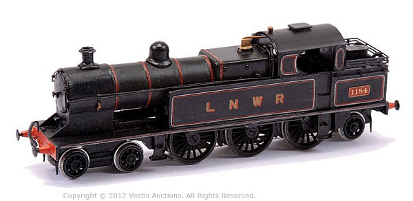 Constructed OO Gauge Kit with motor of a 2665