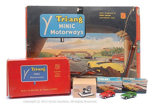 Triang Minic Motorways M151* Gift Set