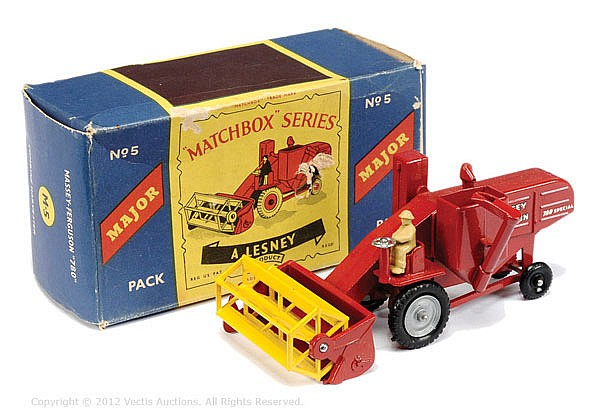 Matchbox Major Pack No.M5 Massey Ferguson 780