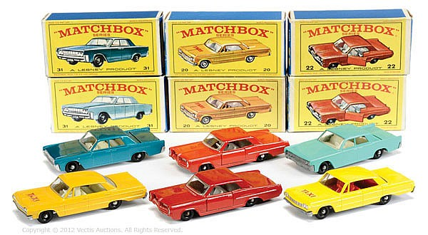 GRP inc Matchbox Regular Wheels No.20C Chevrolet