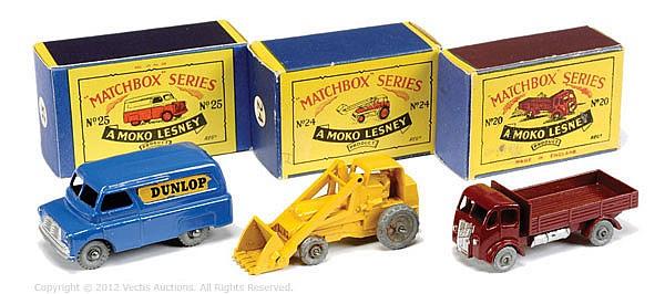 GRP inc Matchbox Regular Wheels No.20A ERF Stake