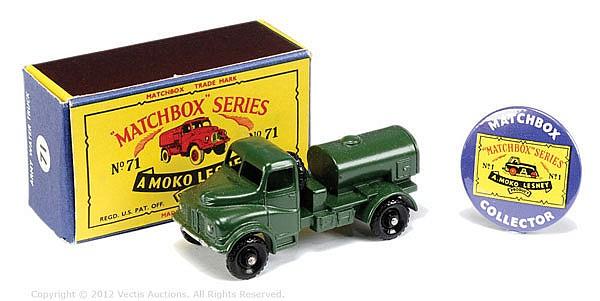 Matchbox Regular Wheels No.71A Austin Water