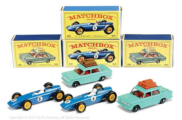 GRP inc Matchbox Regular Wheels No.52B BRM