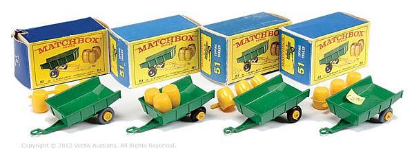 GRP inc Matchbox Regular Wheels No.51B Tipping