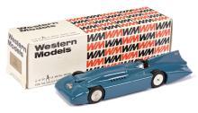 Western Models 1/43rd scale Resin Model 1935