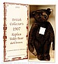 Steiff British collectors 1907 replica Teddy