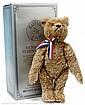 Steiff Otto Teddy Bear, 1912 replica, USA