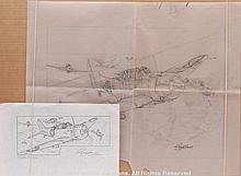 PAIR inc Airfix - Original Roy Cross Artwork