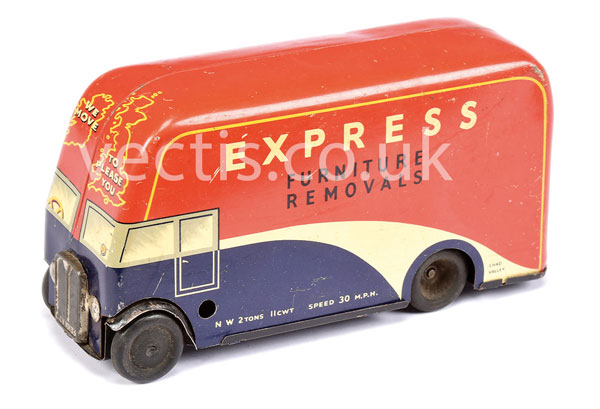 Chad Valley ?Express Furniture Removals Van?
