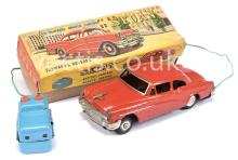 KO Toys (Japan) 1960?s battery powered ?Tinplate