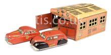 Mettoy (UK) ?Joy Town Fire Brigade? Fire Station