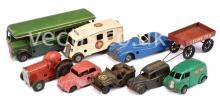 GRP inc Triang Minic Assorted Vehicles - scarce