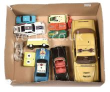 GRP inc Fleischmann Auto Rallye, Rico and other
