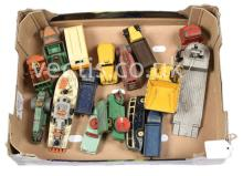 GRP inc Dinky unboxed Cars and Commercials
