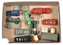 GRP inc Dinky and other Diecast Unboxed Models
