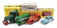 GRP inc Budgie Toys Diecast Vehicles. (1) Police
