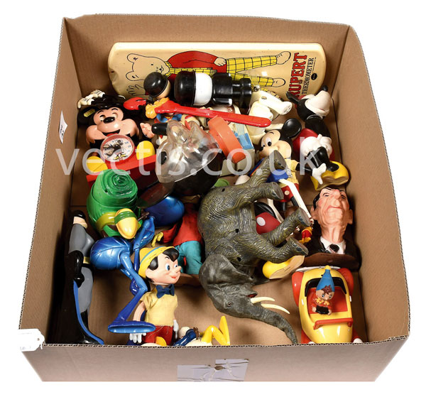 GRP inc Various Mickey Mouse and other Film