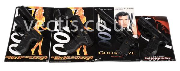 GRP inc ?James Bond? Guns ?Tomorrow Never Dies?