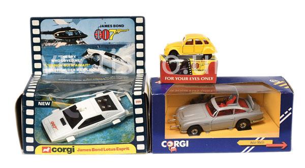 GRP inc Corgi ?James Bond? No.269 Lotus Esprit