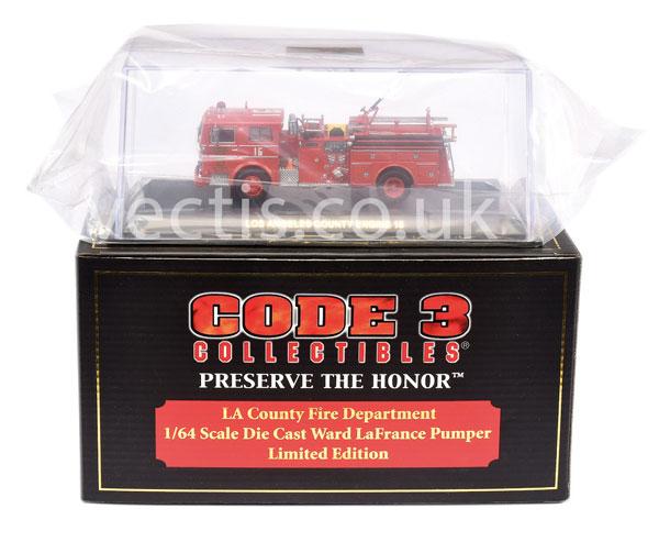 Code 3 Collectables No.12397 LA County Fire