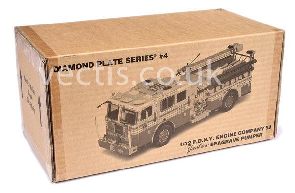 Code 3 Collectables (1/32nd Scale) No.12981 FDNY