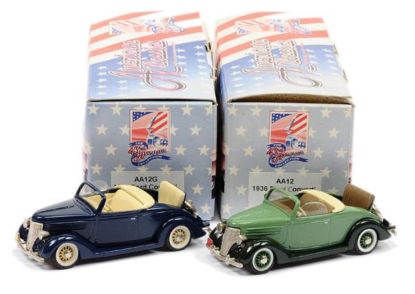 Pair inc american classics milestone no aa12 for American classics inc