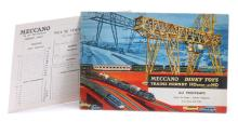 PAIR inc Meccano September 1961 French Colour