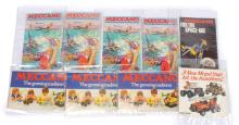 GRP inc Meccano later issue flyers - includes