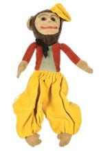 Norah Wellings Monkey Handkerchief case