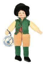 Norah Wellings Italian Boy Doll #1222, British