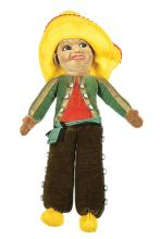 Norah Wellings Panchito #K20 Mexican Boy Doll