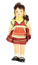 Norah Wellings Norene Doll, British, 1930s