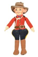 Norah Wellings Canadian Mountie #1147 Doll